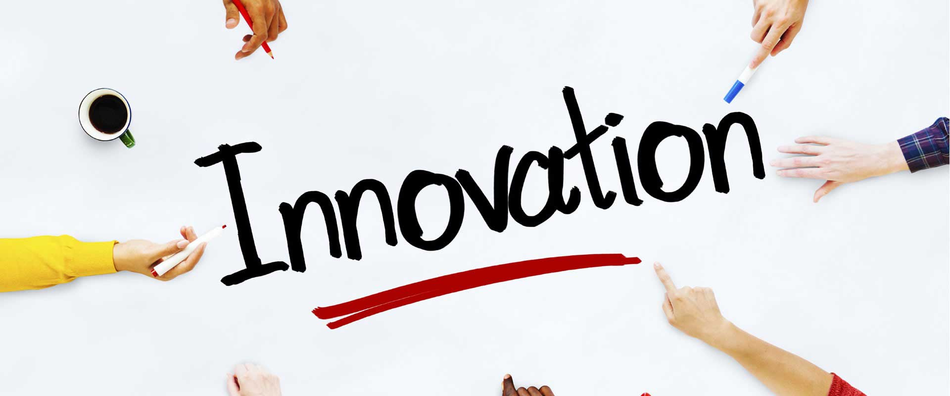 Why we cannot afford to relegate innovation to the backseat
