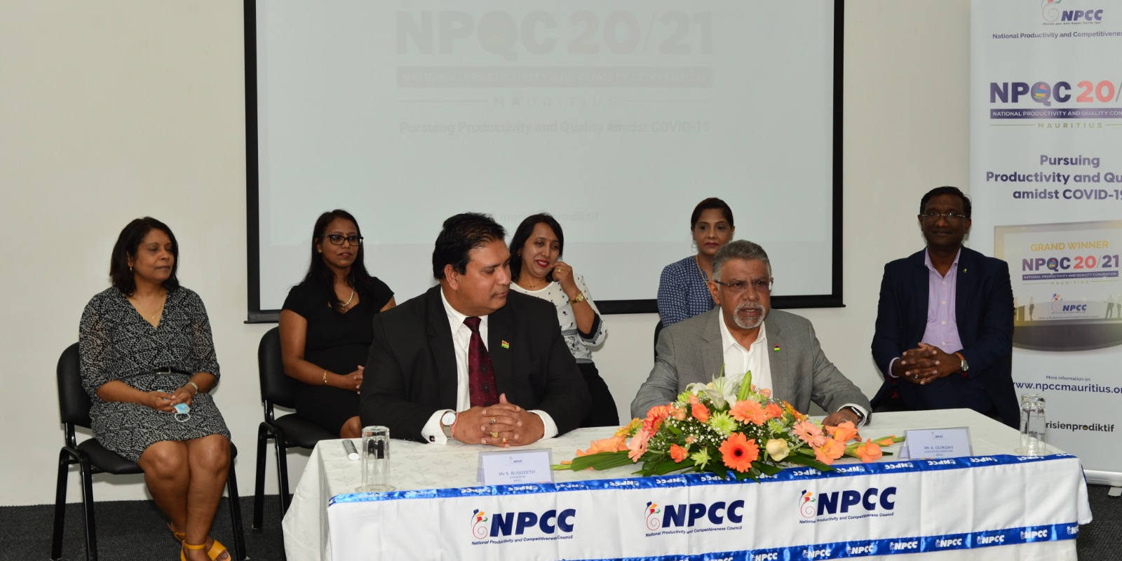 NPQC 2020 - 2021 Press Launch 25.11.20