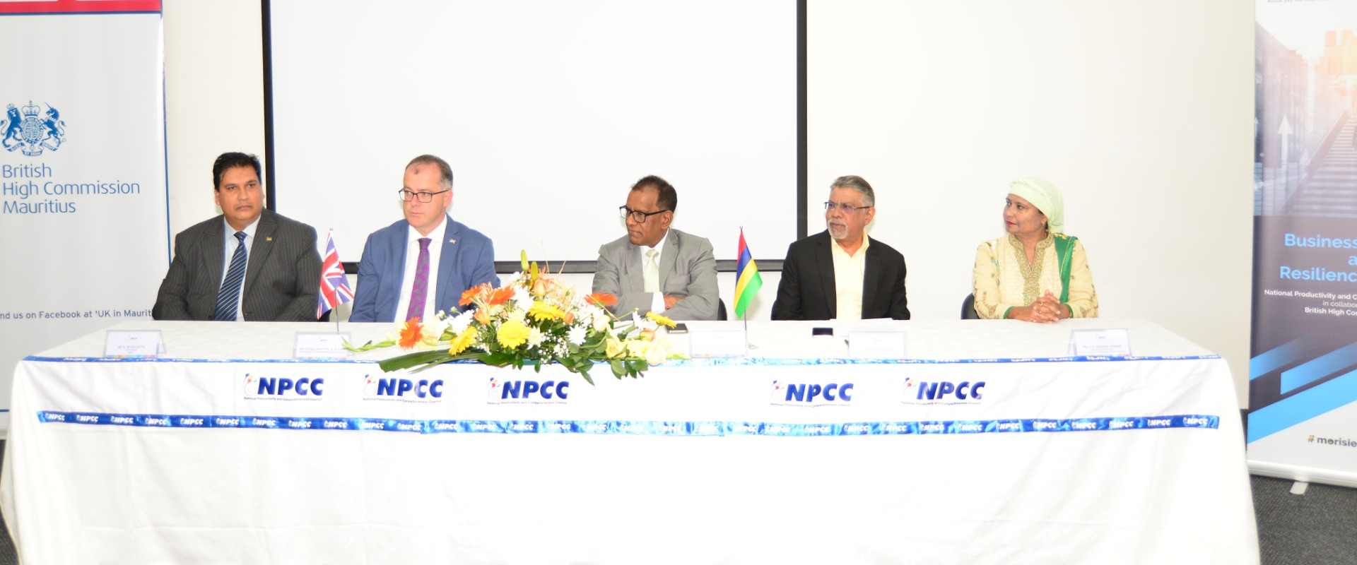 NPCC launches Business Continuity and Resilience Planning programme for local companies