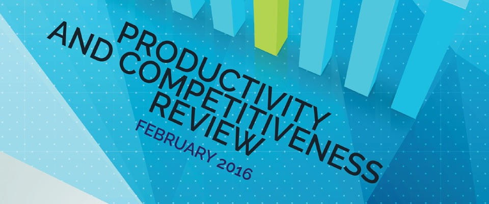 Productivity and Competitiveness Review 2016